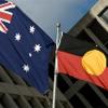 Australian & Aboriginal Flag