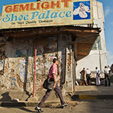 A man walks in Kandy