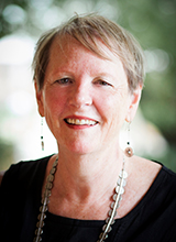 Profile photo of Professor Katherine Gibson.