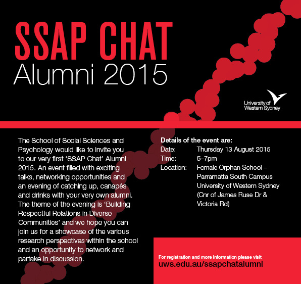 SSAP Chat Invitation