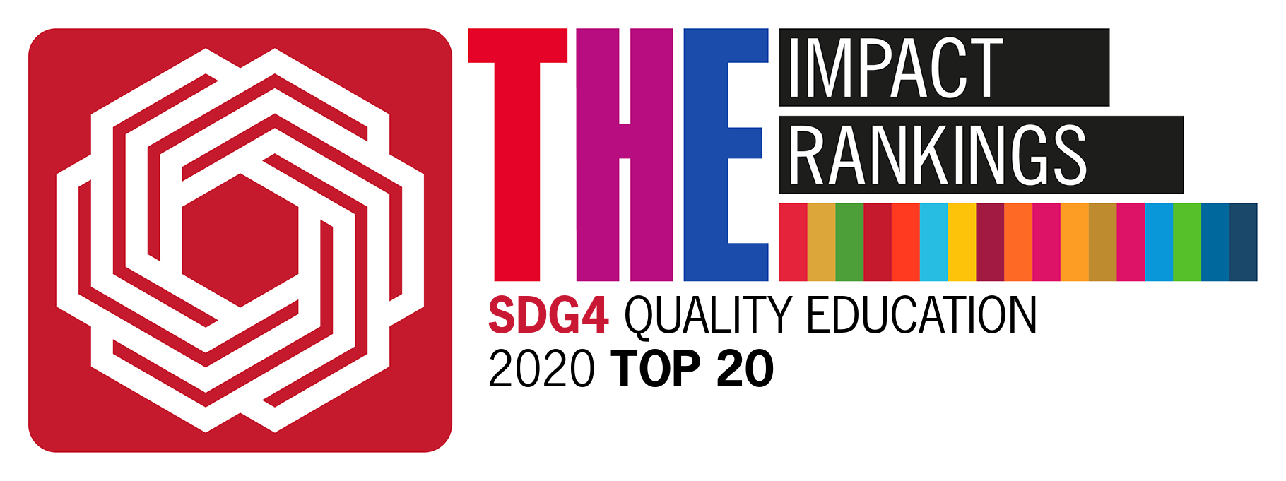 Top 4 in Australia for THE Impact Rankings on Quality Education