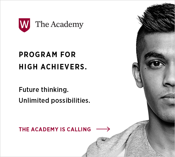 Westerns  program for high achievers