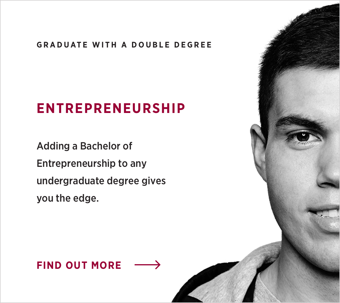 Entreprenurship degree