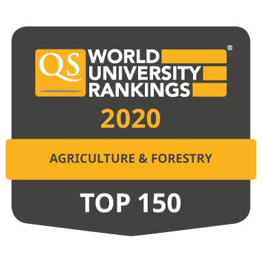 QS 2020 Agriculture and Forestry