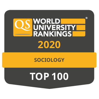 Western is in the top 150 in the world for sociology