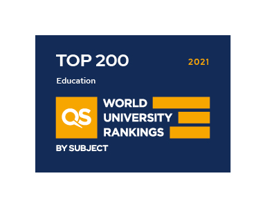 QS 2021 Education