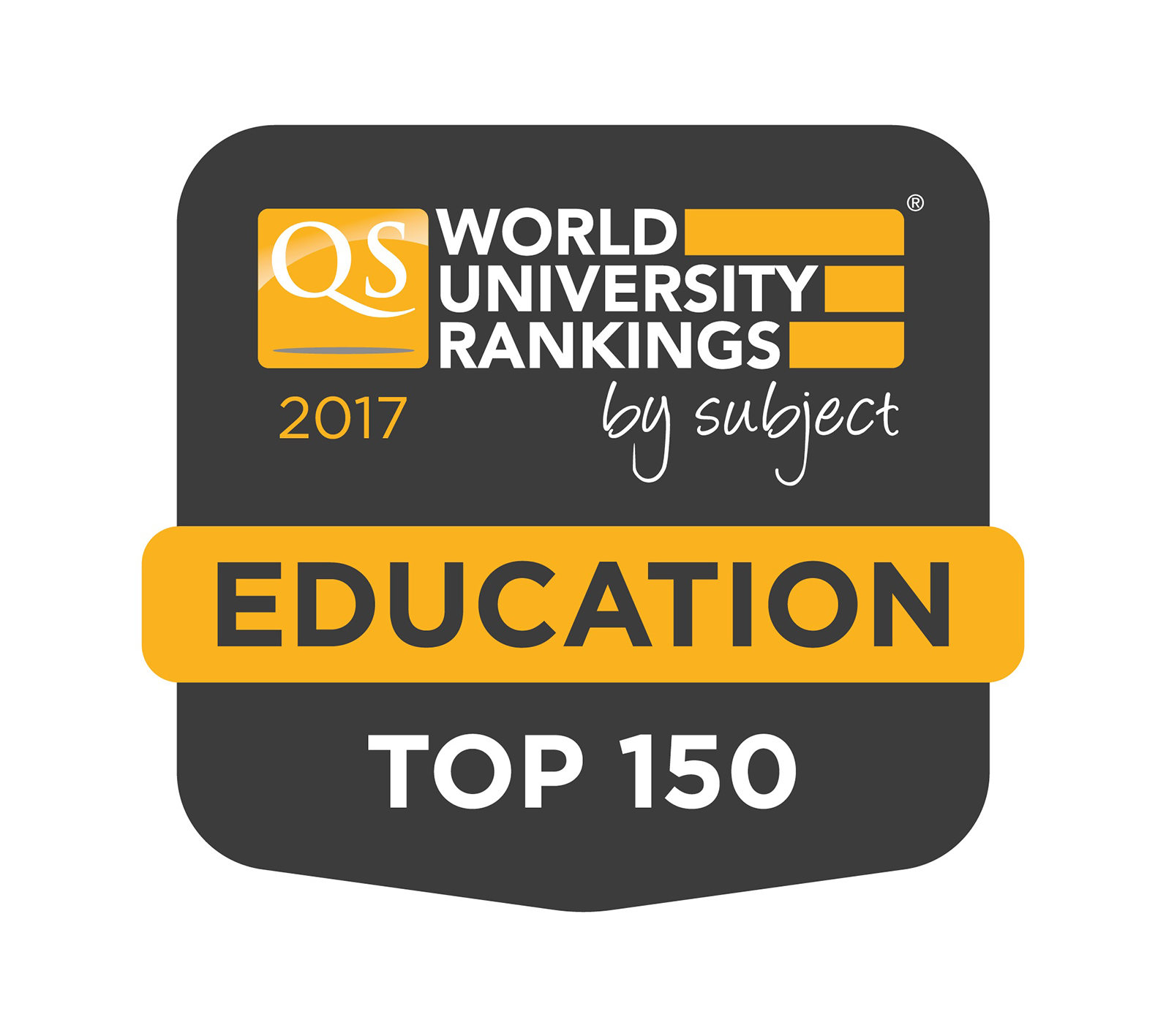 Western is ranked in the Top 150 globally for Education