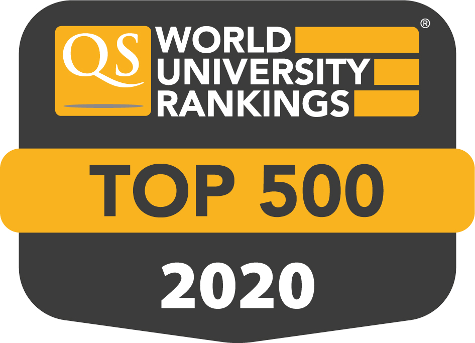 Top 500 - QS World University Rankings