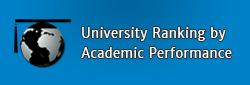 University Ranking By Academic Performance