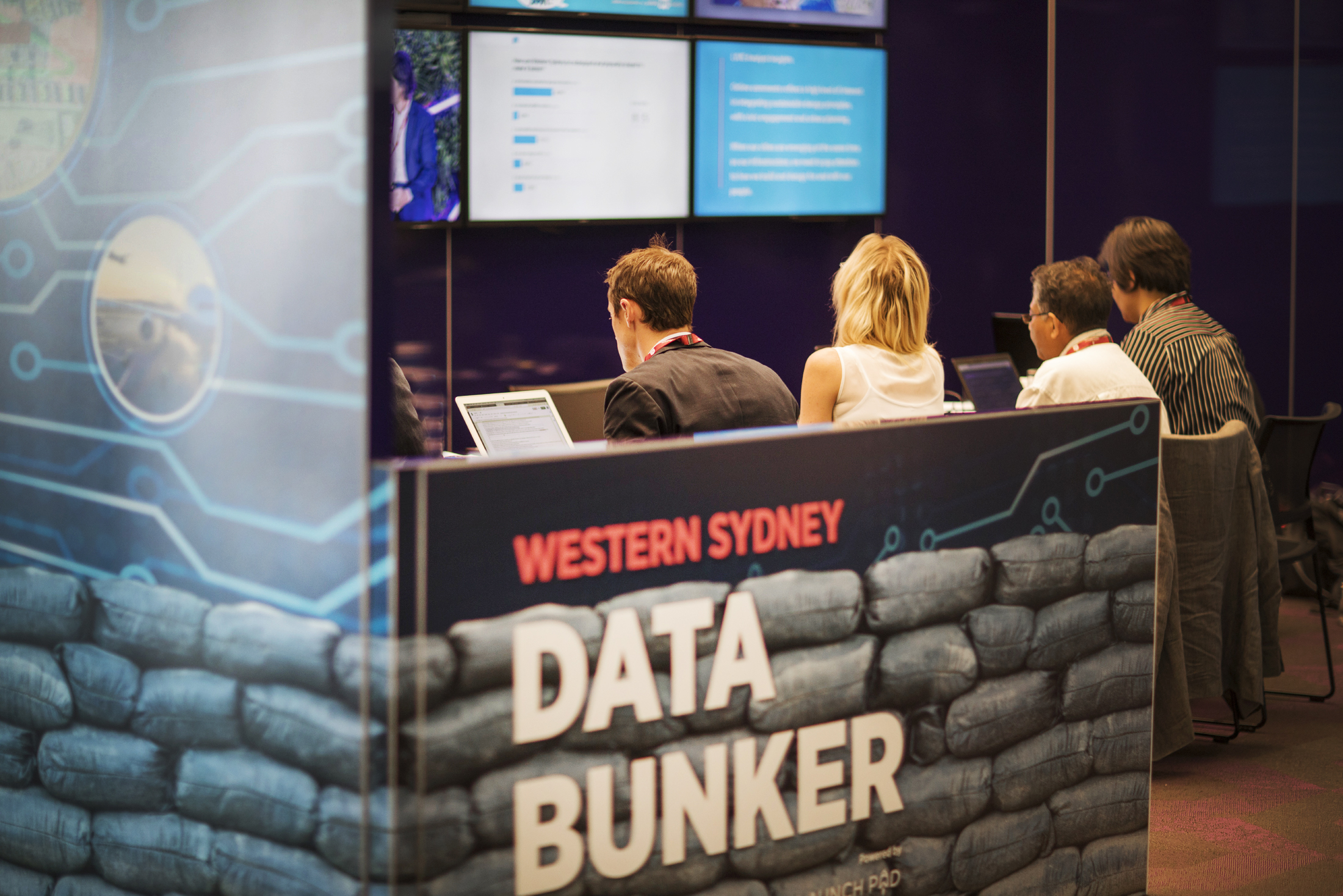 CatalystWest Data Bunker