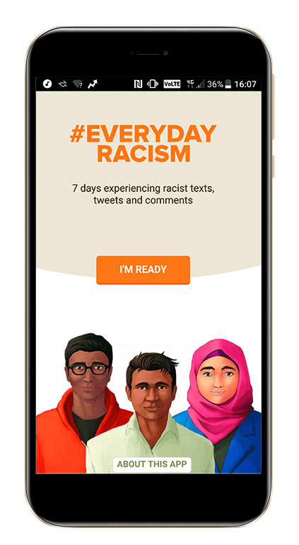 The Everyday Racism app