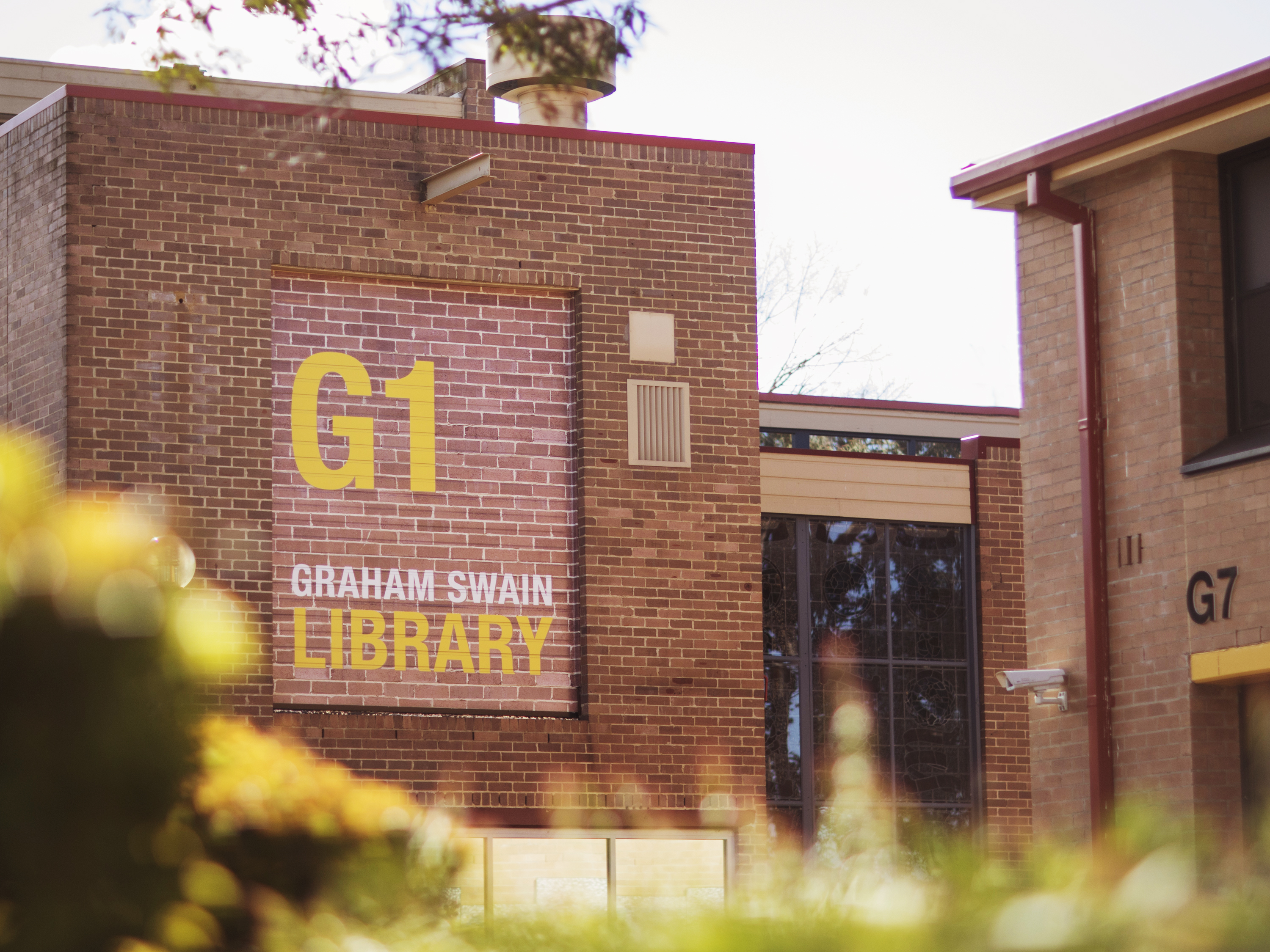 Located on our historic Hawkesbury Campus, our library offers collaborative and quiet study areas along with educated staff to provide students with a motivating learning environment.