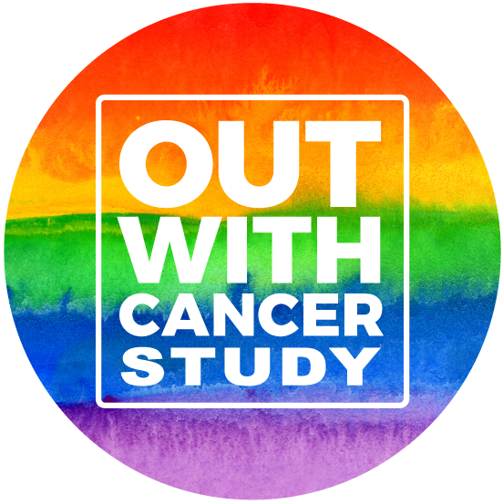 Out With Cancer Logo
