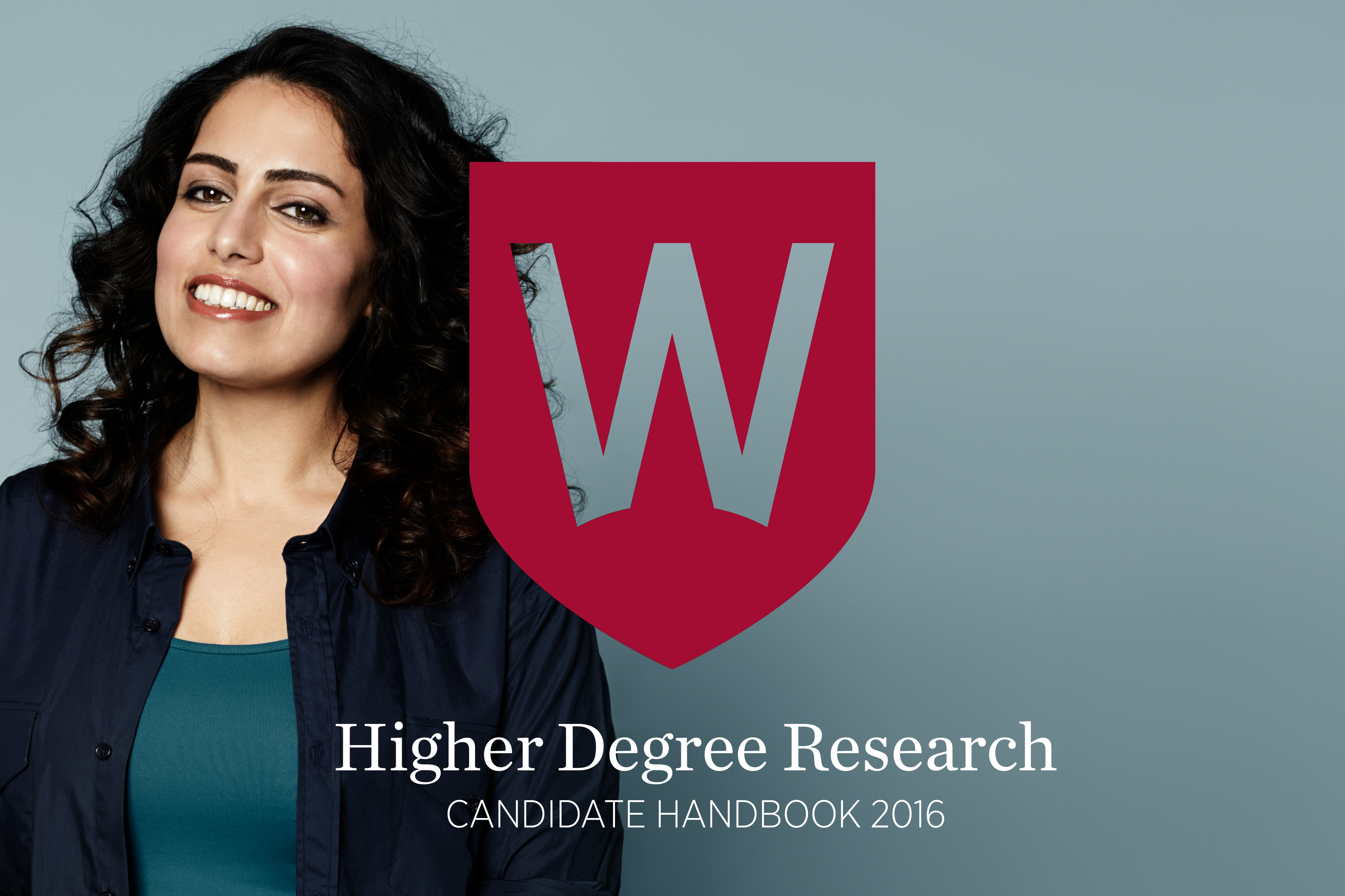 Higher Degree Research Candidature Handbook (PDF, 0.6MB)