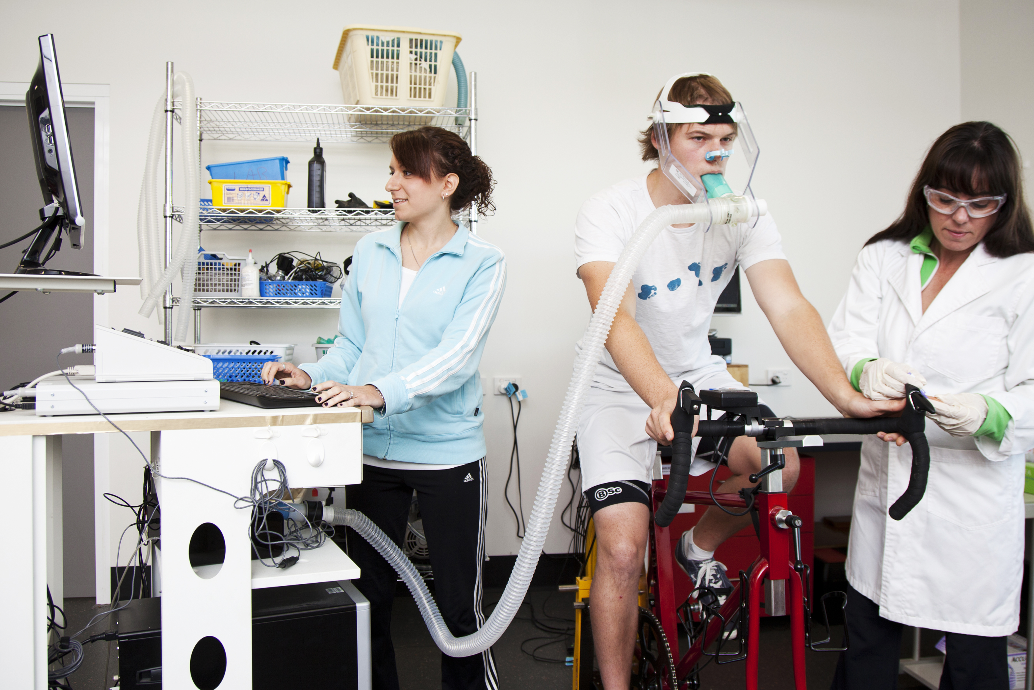 Exercise and sport science labs