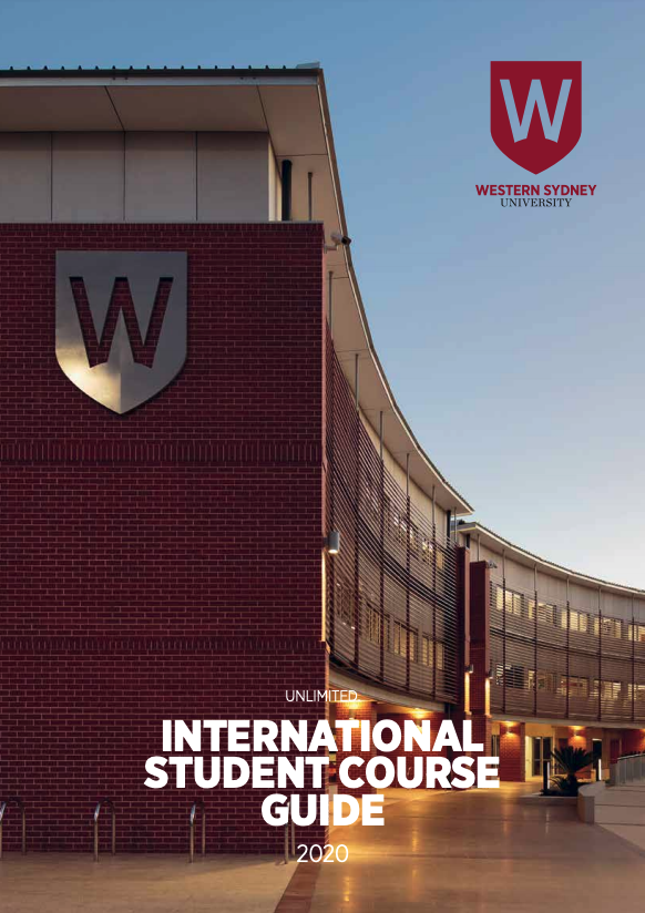 International Student Course Guide 2020