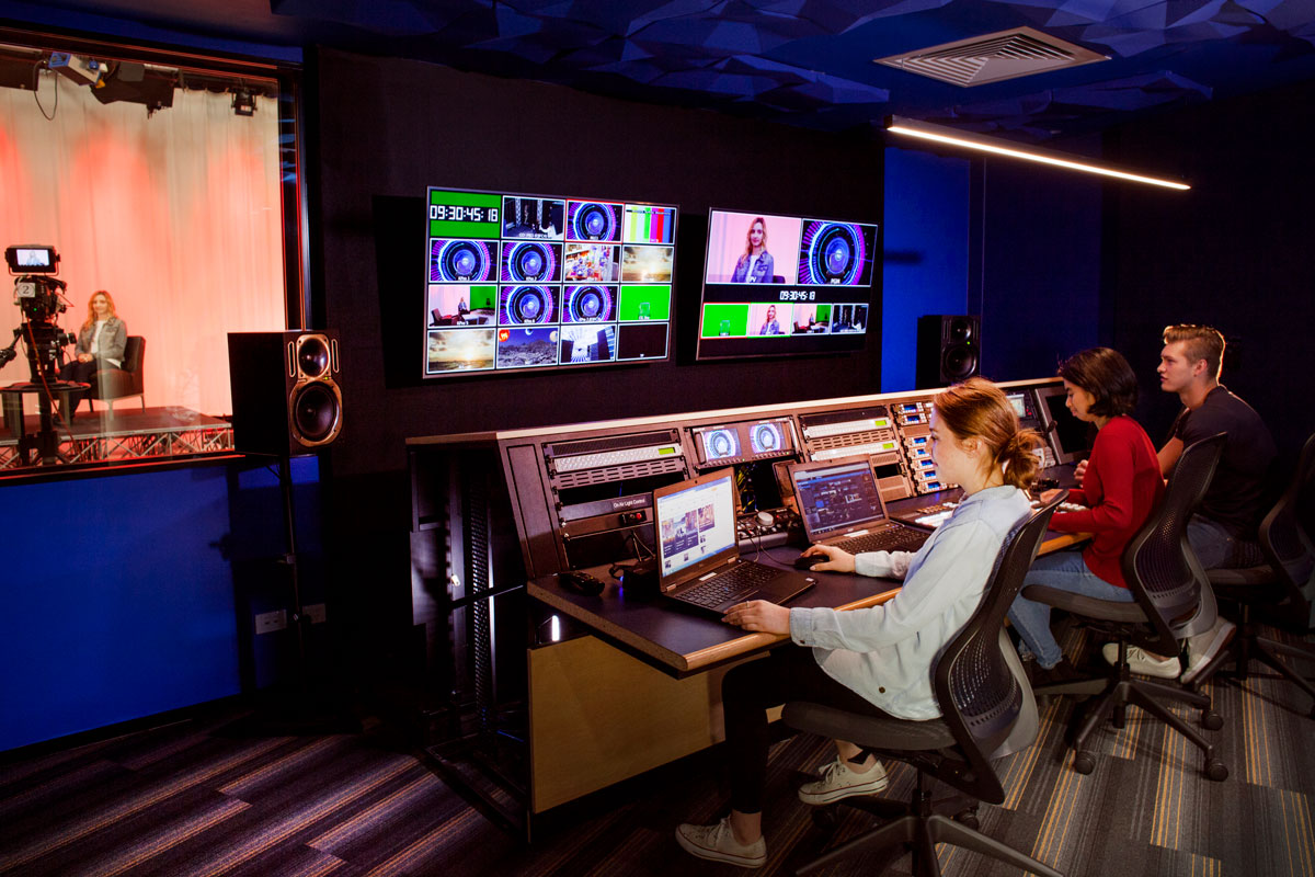 High definition TV production facilities